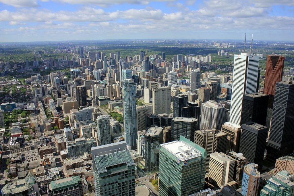 Toronto - move to this beautiful city