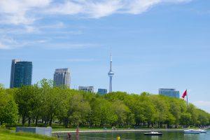 Toronto neighborhoods