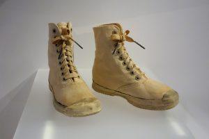 Shoes exhibit