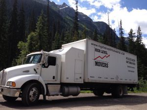 Moving truck - hire High Level Movers for moving to Toronto
