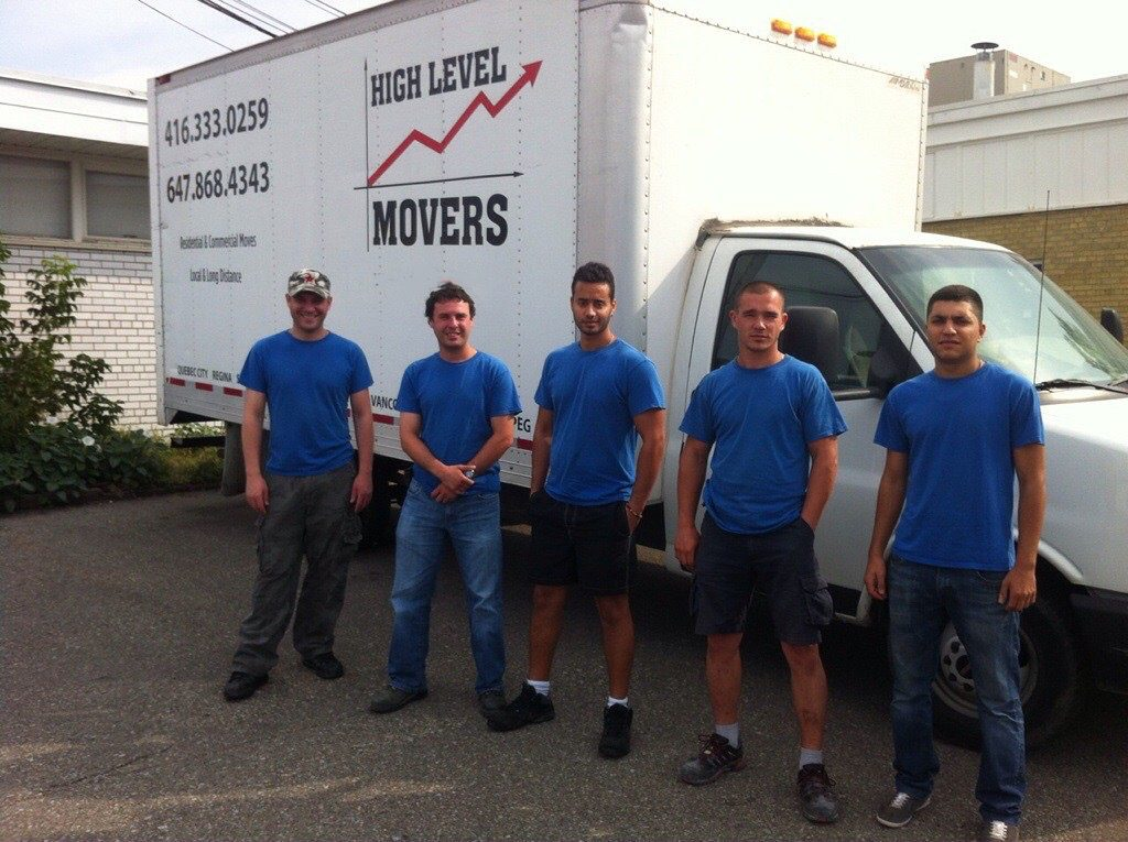 Get to know our moving crews and you will see how every move can be a positive experience.