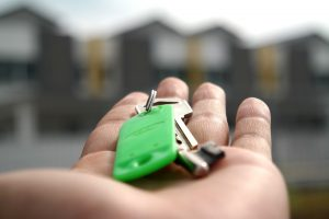 Renting an apartment means its not your worry but the one who owns it