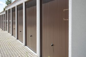 Storage units, similar to ones our movers Burlington offer.