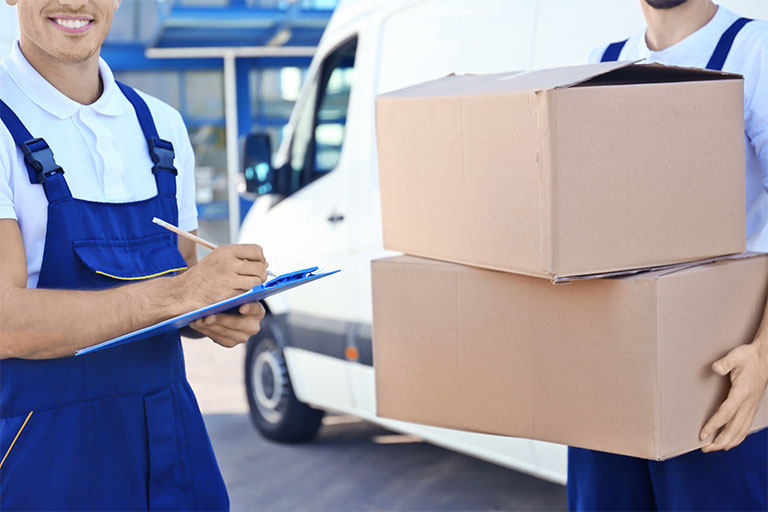 Long distance moving companies Toronto