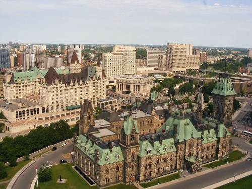 Guide moving from Toronto, ON to Ottawa